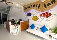 Sea Host Inn - กะรน - ล็อบบี้