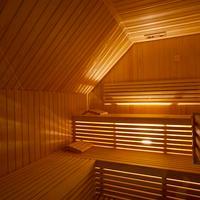 Grand Hotel Union Business sauna