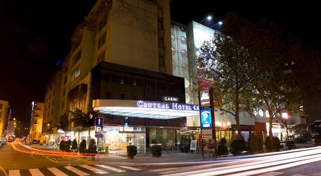 Central Hotel - Ljubljana - Building