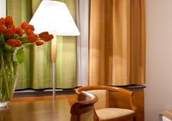 Central Hotel - ลูบลิยานา - ห้องนอน