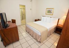 Hotel Plaza De Armas Old San Juan - ซานฮวน - ห้องนอน