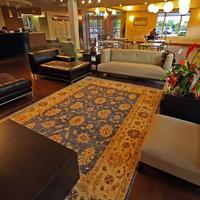 Casulo Hotel Lobby Sitting Area