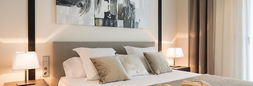 Cosmopolita Hotel-Boutique - Platja d'Aro - Bedroom