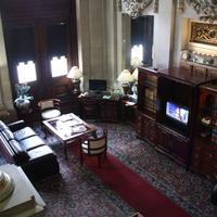 Grand Royale Hotel Lobby Sitting Area