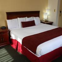 Grand Royale Hotel Guestroom