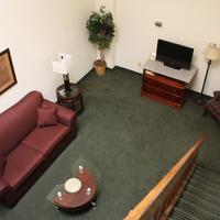 Grand Royale Hotel Living Room
