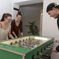 Budai Hotel Game Room