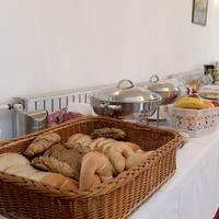 Budai Hotel Breakfast Area