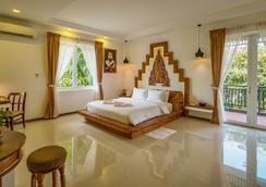 Les Bambous Luxury Hotel - เสียมเรียบ - ห้องนอน