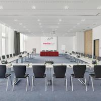 InterCityHotel Berlin Hauptbahnhof IntercityHotel Berlin Hauptbahnhof, Germany - Meeting Room