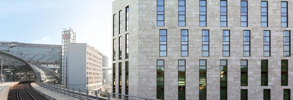 Intercityhotel Berlin Hauptbahnhof - Berlin - Building