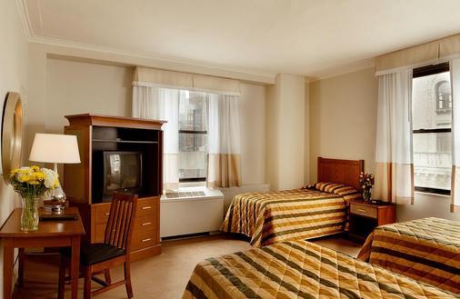 โรงแรมเพนซิลเวเนีย - นิวยอร์ก - ห้องนอน