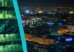 Panorama City Hotel - มอสโก - วิวภายนอก