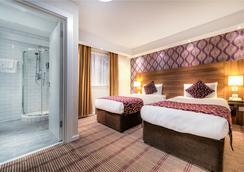 City Continental Kensington London - ลอนดอน - ห้องนอน
