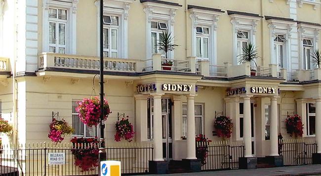 Sidney Hotel London-Victoria - London - Building