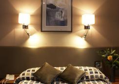 Sidney Hotel London Victoria - ลอนดอน - ห้องนอน