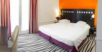 Grand Tonic Hotel Biarritz - บีอาริส - ห้องนอน