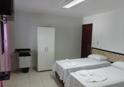 Pousada Damasco - บราซิเลีย - ห้องนอน