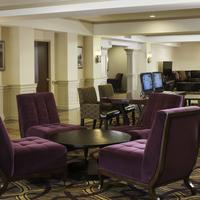 DoubleTree by Hilton Hotel Downtown Wilmington - Legal District Lobby