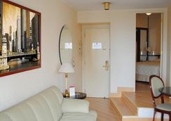 Paulista Wall Street Suites - เซาเปาโล - ห้องนอน