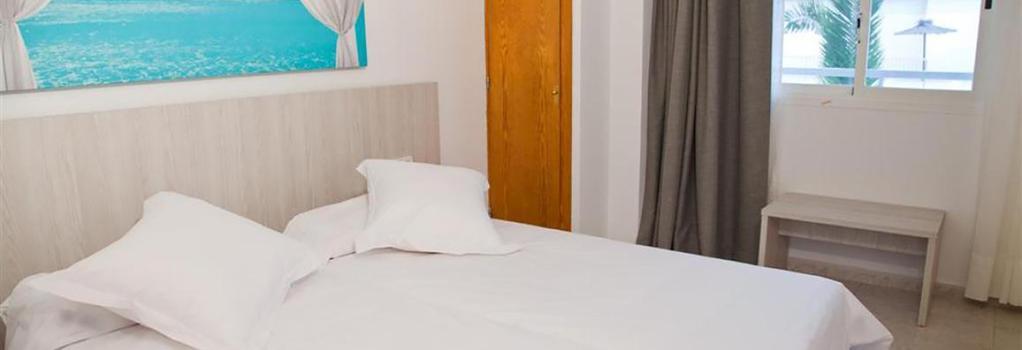 Apartamentos Panoramic - Ibiza - Bedroom