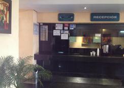 Hotel Tacubaya & Autosuites - เม็กซิโกซิตี้ - ล็อบบี้