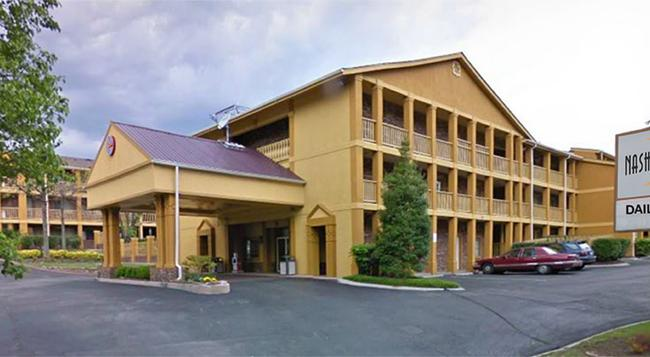 Nashville Airport Inn & Suites - Nashville - Building
