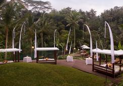 Kayumanis Ubud Private Villas & Spa - อูบุด - ล็อบบี้