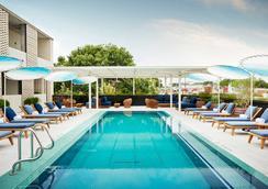 South Congress Hotel - ออสติน - สระว่ายน้ำ