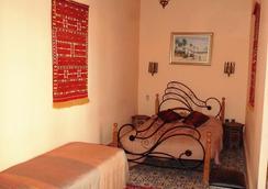 Riad Bibtia - มาราเกช - ห้องนอน