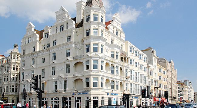 Brighton Harbour Hotel - Brighton - Building