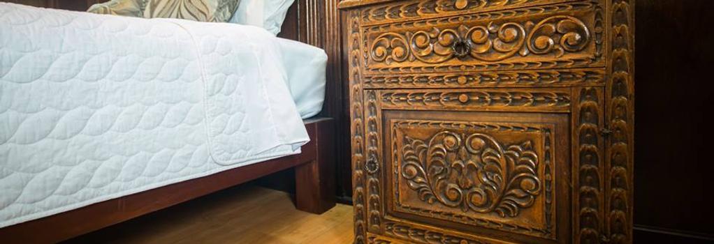 Casa Bonita Colonial - Lima - Bedroom