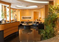 Hotel Gerber - โรม - ล็อบบี้