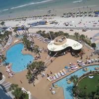 Daytona Ocean Walk Villas North Pool with Kidie Area