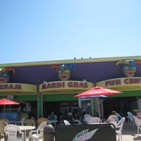 Daytona Ocean Walk Villas Arcade, Bar and Grill on Board Walk