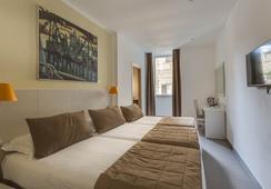 Trevi Palace Hotel - โรม - ห้องนอน