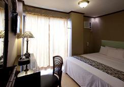 New Era Pension Inn Cebu - เซบู - ห้องนอน
