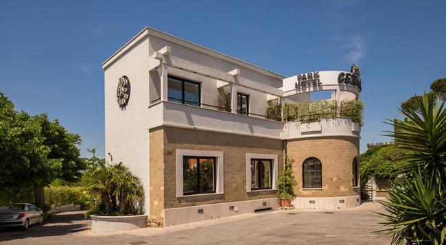 Cervara Park Hotel - Rome - Building