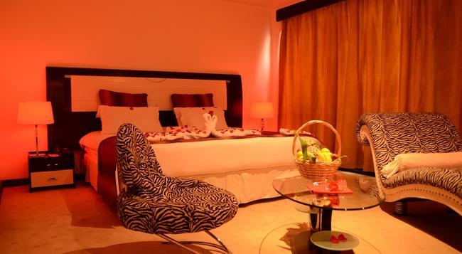 The Panari Hotel - Nairobi - Bedroom