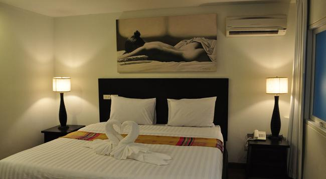 Saladee Gallery Residence - Patong - Bedroom