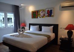 Saladee Gallery Residence - ป่าตอง - ห้องนอน