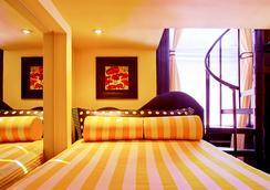 The International Cozy Inn - นิวยอร์ก - ห้องนอน