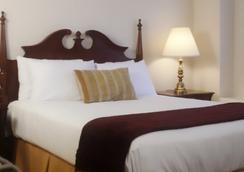 Hilgard House Westwood Village - ลอสแอนเจลิส - ห้องนอน