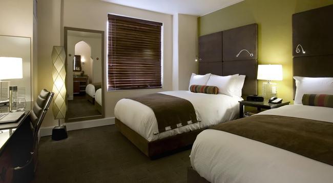 Hotel Andaluz - Albuquerque - Bedroom