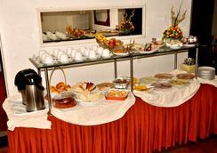 Hotel Malibu - ฟอร์ทาเลซ่า - ร้านอาหาร