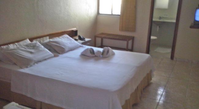 Hotel Malibu - Fortaleza (Ceará) - Bedroom