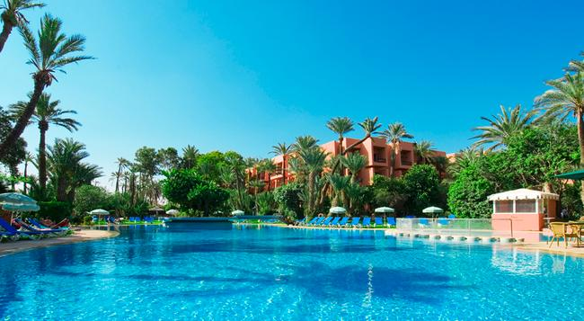 Hotel Marrakech Le Semiramis - Marrakesh - Building