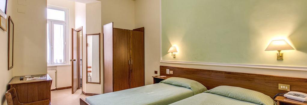 Hotel Igea - Rome - Bedroom