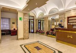 Hotel Igea - โรม - ล็อบบี้