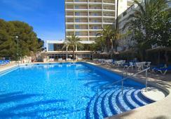 Hotel Servigroup Torre Dorada - เบนิดอร์ - สระว่ายน้ำ